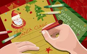 LETTERS TO SANTA-1