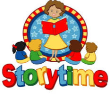 PRE-SCHOOL STORY TIME-1