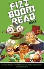 summer reading program 2014
