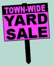 town wide yard sale